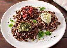 Η νέα τρέλα στην Ιταλία για επιδόρπιο: Ταλιατέλες ή πένες από σοκολάτα με φράουλες & ξηρούς καρπούς - Κυρίως Φωτογραφία - Gallery - Video