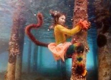 Υποβρύχιες λήψεις με παιδιά που μοιάζουν σαν ήρωες παραμυθιών - Μαγικά κλικς που θα σας ενθουσιάσουν - Κυρίως Φωτογραφία - Gallery - Video
