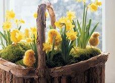 Πάσχα 2019: 57 ιδέες για να διακοσμήσετε ανοιξιάτικα & πανέμορφα το σπίτι & το τραπέζι σας   - Κυρίως Φωτογραφία - Gallery - Video