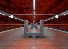 Oι πιο καλαίσθητοι σταθμοί του μετρό βρίσκονται στην Σουηδία - Θαύμα design & χάρμα οφθαλμών - Κυρίως Φωτογραφία - Gallery - Video