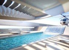 Stiletto: To Yacht που ήρθε από... άλλο πλανήτη - Με καταρράκτη και 18 υπνοδωμάτια - Κυρίως Φωτογραφία - Gallery - Video 2