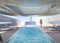 Stiletto: To Yacht που ήρθε από... άλλο πλανήτη - Με καταρράκτη και 18 υπνοδωμάτια - Κυρίως Φωτογραφία - Gallery - Video 3