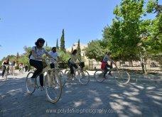 Good News: Με ξύλινα ποδήλατα γέμισε η Αθήνα - Δείτε φωτό από την ποδηλατοδρομία - Κυρίως Φωτογραφία - Gallery - Video 3