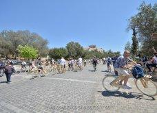 Good News: Με ξύλινα ποδήλατα γέμισε η Αθήνα - Δείτε φωτό από την ποδηλατοδρομία - Κυρίως Φωτογραφία - Gallery - Video 5