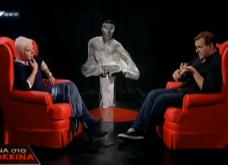Η αποκαλυπτική συνέντευξη του πρόωρα χαμένου μακιγιέζ Γιάννη Αγγελάκη στην Νανά Παλαιτσάκη το 2014     - Κυρίως Φωτογραφία - Gallery - Video