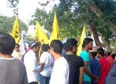 Πορεία στη Θήβα έκαναν Πακιστανοί! Καταγγέλλουν τις συνθήκες εργασίας    - Κυρίως Φωτογραφία - Gallery - Video