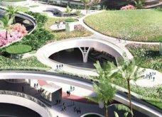 Ένας σιδηροδρομικός σταθμός όλο πράσινο έρχεται στην Ταϊβάν - Γεμάτος λουλούδια & χρώμα - Κυρίως Φωτογραφία - Gallery - Video 4