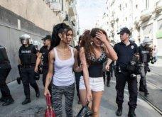 Τουρκία: Οργή προκαλεί η δολοφονία 22χρονης transgender - Την βίασαν και μετά την πυρπόλησαν - Κυρίως Φωτογραφία - Gallery - Video