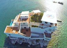 Μια πολυτελής βίλα στη μέση της Θάλασσας της Καραϊβικής! Αυτό είναι το μοναδικό Dunbar Rock! - Κυρίως Φωτογραφία - Gallery - Video 3