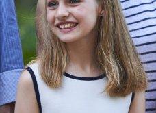 Βασιλιάς Φελίπε & Βασίλισσα Λετίσια: 28 νέες, καλοκαιρινές  φωτό με τα δυο κοριτσάκια τους - Κυρίως Φωτογραφία - Gallery - Video 3