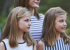 Βασιλιάς Φελίπε & Βασίλισσα Λετίσια: 28 νέες, καλοκαιρινές  φωτό με τα δυο κοριτσάκια τους - Κυρίως Φωτογραφία - Gallery - Video 8