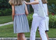Βασιλιάς Φελίπε & Βασίλισσα Λετίσια: 28 νέες, καλοκαιρινές  φωτό με τα δυο κοριτσάκια τους - Κυρίως Φωτογραφία - Gallery - Video 21