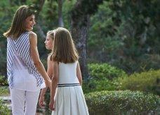 Βασιλιάς Φελίπε & Βασίλισσα Λετίσια: 28 νέες, καλοκαιρινές  φωτό με τα δυο κοριτσάκια τους - Κυρίως Φωτογραφία - Gallery - Video 22