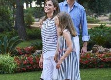 Βασιλιάς Φελίπε & Βασίλισσα Λετίσια: 28 νέες, καλοκαιρινές  φωτό με τα δυο κοριτσάκια τους - Κυρίως Φωτογραφία - Gallery - Video 10