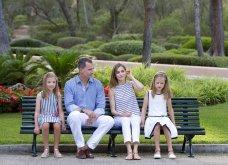 Βασιλιάς Φελίπε & Βασίλισσα Λετίσια: 28 νέες, καλοκαιρινές  φωτό με τα δυο κοριτσάκια τους - Κυρίως Φωτογραφία - Gallery - Video 15
