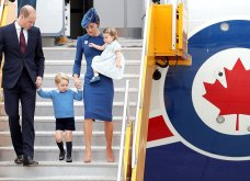 Στον Καναδά ο Πρίγκηπας Γουίλιαμ, η Κέιτ και τα δυο πριγκιπάκια τους - Φωτό από το  πρώτο οικογενειακό ταξίδι - Κυρίως Φωτογραφία - Gallery - Video 3