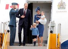 Στον Καναδά ο Πρίγκηπας Γουίλιαμ, η Κέιτ και τα δυο πριγκιπάκια τους - Φωτό από το  πρώτο οικογενειακό ταξίδι - Κυρίως Φωτογραφία - Gallery - Video 21