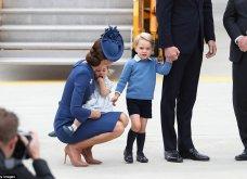 Στον Καναδά ο Πρίγκηπας Γουίλιαμ, η Κέιτ και τα δυο πριγκιπάκια τους - Φωτό από το  πρώτο οικογενειακό ταξίδι - Κυρίως Φωτογραφία - Gallery - Video 24