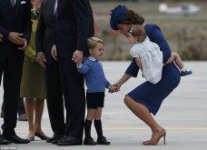 Στον Καναδά ο Πρίγκηπας Γουίλιαμ, η Κέιτ και τα δυο πριγκιπάκια τους - Φωτό από το  πρώτο οικογενειακό ταξίδι - Κυρίως Φωτογραφία - Gallery - Video 4