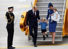 Στον Καναδά ο Πρίγκηπας Γουίλιαμ, η Κέιτ και τα δυο πριγκιπάκια τους - Φωτό από το  πρώτο οικογενειακό ταξίδι - Κυρίως Φωτογραφία - Gallery - Video 22