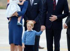 Στον Καναδά ο Πρίγκηπας Γουίλιαμ, η Κέιτ και τα δυο πριγκιπάκια τους - Φωτό από το  πρώτο οικογενειακό ταξίδι - Κυρίως Φωτογραφία - Gallery - Video 11