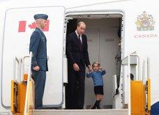 Στον Καναδά ο Πρίγκηπας Γουίλιαμ, η Κέιτ και τα δυο πριγκιπάκια τους - Φωτό από το  πρώτο οικογενειακό ταξίδι - Κυρίως Φωτογραφία - Gallery - Video 10