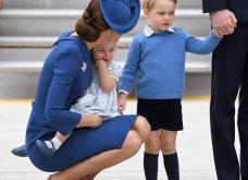 Στον Καναδά ο Πρίγκηπας Γουίλιαμ, η Κέιτ και τα δυο πριγκιπάκια τους - Φωτό από το  πρώτο οικογενειακό ταξίδι - Κυρίως Φωτογραφία - Gallery - Video 13