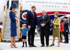 Στον Καναδά ο Πρίγκηπας Γουίλιαμ, η Κέιτ και τα δυο πριγκιπάκια τους - Φωτό από το  πρώτο οικογενειακό ταξίδι - Κυρίως Φωτογραφία - Gallery - Video 31