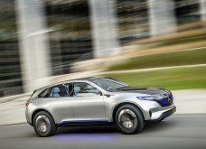 """Η πρόταση της Mercedes στην εποχή των ηλεκτρικών κινητήρων: Δείτε το φουτουριστικό """"Generation EQ""""  - Κυρίως Φωτογραφία - Gallery - Video"""