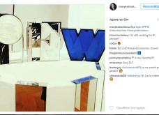 Πανικός στον κόσμο της μόδας με τα clutches της Μαίρης Κατράντζου: Όλα τα γράμματα της αλφαβήτου με φαντασία  - Κυρίως Φωτογραφία - Gallery - Video 5