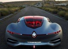 Το φουτουριστικό Renault Trezor συνεπαίρνει ήδη την υφήλιο: Δείτε στις φωτό γιατί - Κυρίως Φωτογραφία - Gallery - Video 5