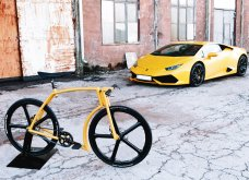 """Εντυπωσιακό! Αυτό το νέο ποδήλατο από την Εσθονία """"κρύβει την ψυχή"""" μιας εκπληκτικής Lamborghini GT - Κυρίως Φωτογραφία - Gallery - Video"""