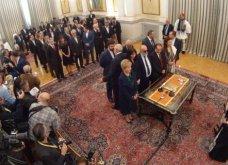 """Ορκίστηκαν τα νέα μέλη της Κυβέρνησης - Ποιοι έδωσαν θρησκευτικό όρκο και ποιά """"έκλεψε"""" την παράσταση - Κυρίως Φωτογραφία - Gallery - Video 2"""