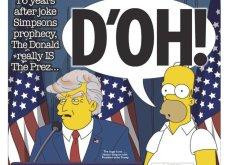 Πρωτοσέλιδα εφημερίδων σε όλο τον κόσμο: Οι Simpsons, το άγαλμα της Ελευθερίας με κλάματα & ο σεισμός Τραμπ - Κυρίως Φωτογραφία - Gallery - Video 3