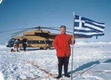 Made in Greece o Ηπειρώτης Μπάμπης Μπίζας: Ο πιο ταξιδεμένος άνθρωπος στη γη σύμφωνα με το Γκίνες - Κυρίως Φωτογραφία - Gallery - Video