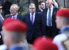 Πλήθος κόσμου στο τελευταίο αντίο στον Κωστή Στεφανόπουλο - Με τιμές αρχηγού κράτους & μεσίστιες τις σημαίες στην Βουλή - Κυρίως Φωτογραφία - Gallery - Video 12