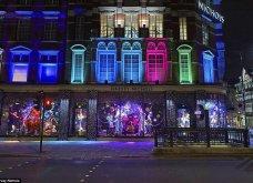 Αποκλ φωτο: Άγγελοι στον ουρανό του Λονδίνου – Αγάπη, χαρά & ελπίδα στην Regent & στην Carnaby street - Κυρίως Φωτογραφία - Gallery - Video