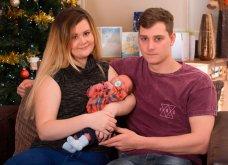 Βρετανίδα γέννησε το εγγόνι της- Έγινε παρένθετη μητέρα για το παιδί της 21χρονης κόρης της!  - Κυρίως Φωτογραφία - Gallery - Video 10