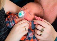 Βρετανίδα γέννησε το εγγόνι της- Έγινε παρένθετη μητέρα για το παιδί της 21χρονης κόρης της!  - Κυρίως Φωτογραφία - Gallery - Video 8