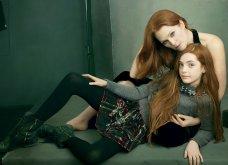 Οι πιο όμορφες διάσημες μαμάδες με τις ''mini me'' κόρες τους σε 10+1 κλικς  - Κυρίως Φωτογραφία - Gallery - Video