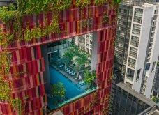 """Εκπληκτικό: Ένας νέος κρεμαστός κήπος 190 μέτρων """"φύτρωσε"""" στην Σιγκαπούρη - Κυρίως Φωτογραφία - Gallery - Video"""
