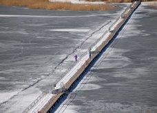 Μαγευτικά στιγμιότυπα: Οι παγωμένες λίμνες της Πρέσπας & της Καστοριάς σε απίθανα κλικς - Κυρίως Φωτογραφία - Gallery - Video 2