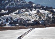 Μαγευτικά στιγμιότυπα: Οι παγωμένες λίμνες της Πρέσπας & της Καστοριάς σε απίθανα κλικς - Κυρίως Φωτογραφία - Gallery - Video 3