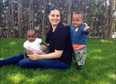 Συγκλονιστικό story αγάπης: Νεαρό ζευγάρι από τα Τρίκαλα υιοθέτησε δύο παιδιά από την Αιθιοπία - Κυρίως Φωτογραφία - Gallery - Video