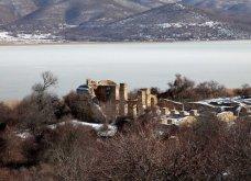 Μαγευτικά στιγμιότυπα: Οι παγωμένες λίμνες της Πρέσπας & της Καστοριάς σε απίθανα κλικς - Κυρίως Φωτογραφία - Gallery - Video 5