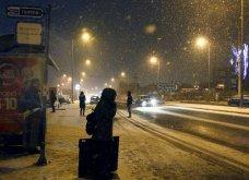 Το χιόνι έντυσε στα λευκά όλη την Αττική (φωτό) - Δείτε πού υπάρχουν προβλήματα στους δρόμους - Κυρίως Φωτογραφία - Gallery - Video 3