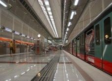 Κλειστοί 4 σταθμοί του Μετρό το Σαββατοκύριακο λόγω εργασιών - Πώς θα εξυπηρετούνται οι επιβάτες - Κυρίως Φωτογραφία - Gallery - Video