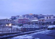 Το χιόνι έντυσε στα λευκά όλη την Αττική (φωτό) - Δείτε πού υπάρχουν προβλήματα στους δρόμους - Κυρίως Φωτογραφία - Gallery - Video 2