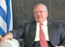 Στη Θεσσαλονίκη κηδεύτηκε ο πρέσβης της Ελλάδας στη Βραζιλία  Κυριάκος Αμοιρίδης (Φωτό) - Κυρίως Φωτογραφία - Gallery - Video