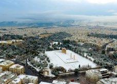 Μαγικές εικόνες από τη χιονισμένη Αθήνα! Όλα στα λευκά...  - Κυρίως Φωτογραφία - Gallery - Video 12